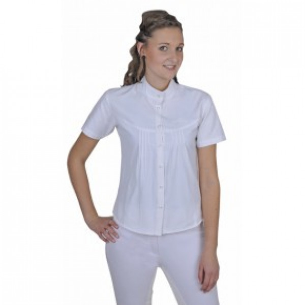 Рубашка турнирная белый - M купить в интернет магазине конной амуниции
