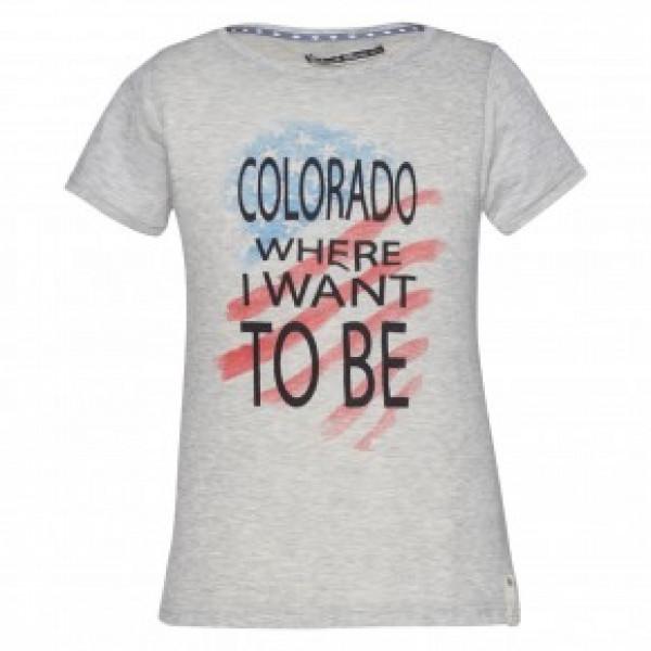 """Футболка""""Siri"""" детская, Colorado купить в интернет магазине конной амуниции"""