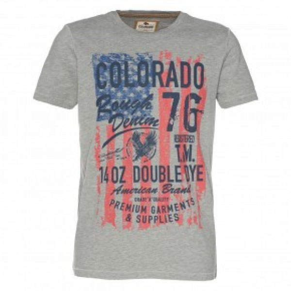 """Футболка""""Stian"""" мужская, Colorado купить в интернет магазине конной амуниции"""